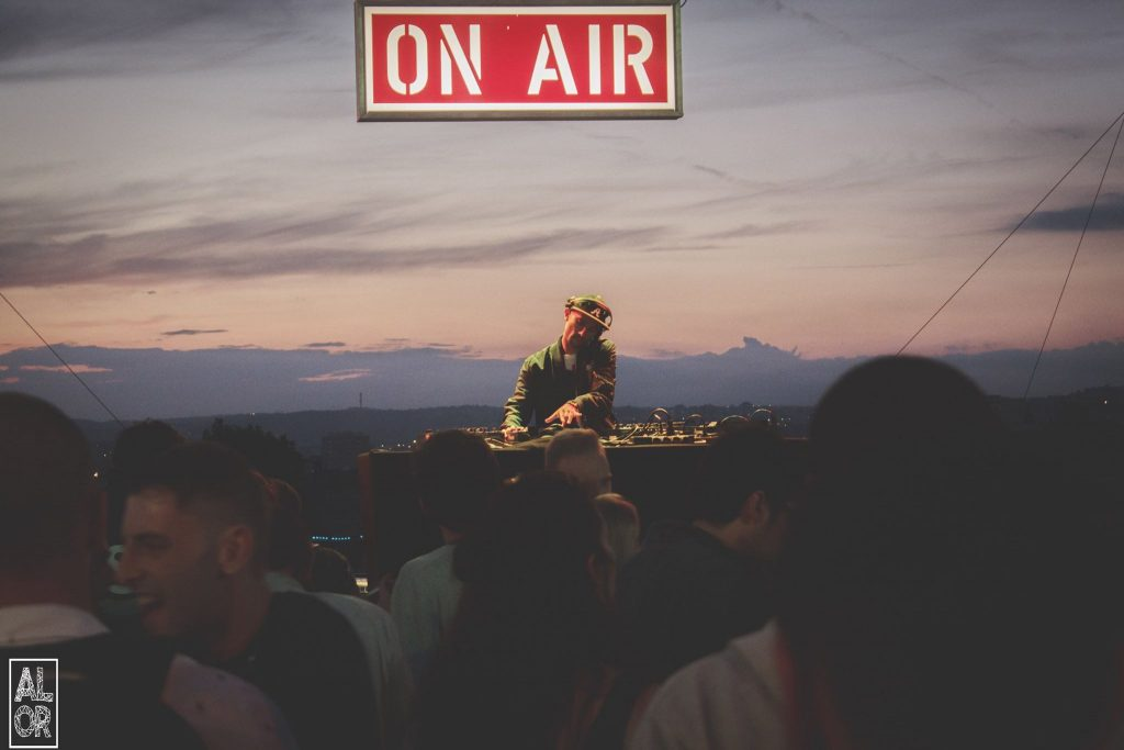 Toit Terrasse Marseille DJ Rooftop