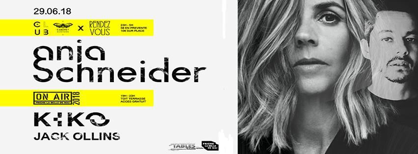Affiche officielle RenDez-Vous Marseille Techno 2018 La Friche