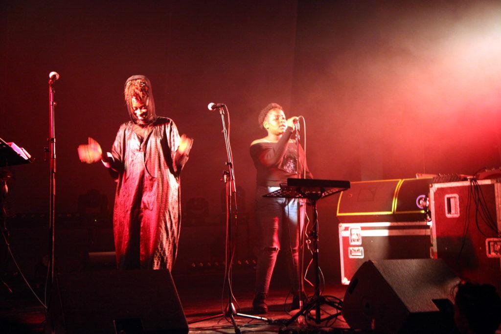 Exile All Stars cabaret aléatoire envers du cab