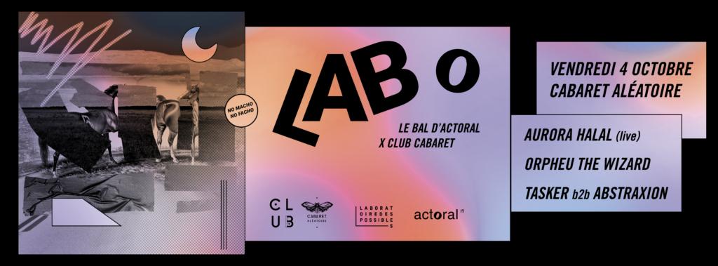 facebook laboratoire des possibles actoral club cabaret
