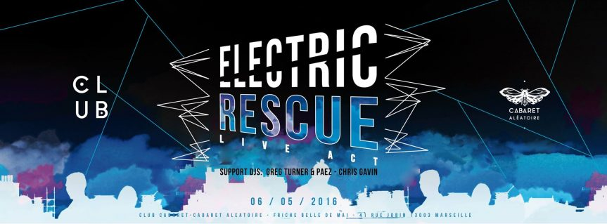 [Vidéo] Club Cabaret x Rare w/ Electric Rescue