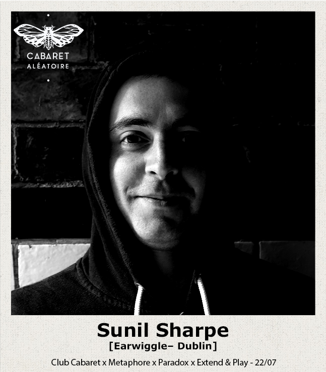 [ITW] In backstage with … Sunil Sharpe, spearhead of Irish techno