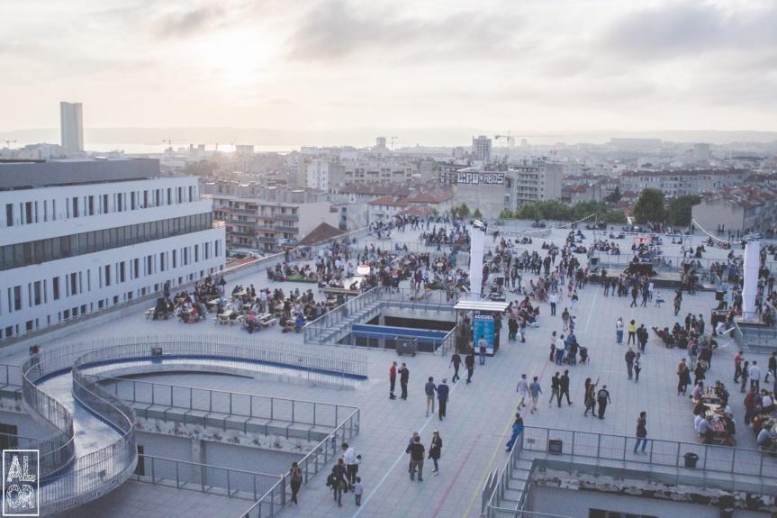 [Vidéo + Écrit + Photos] Laboratoire Aléatoire + Ouverture du Toit Terrasse