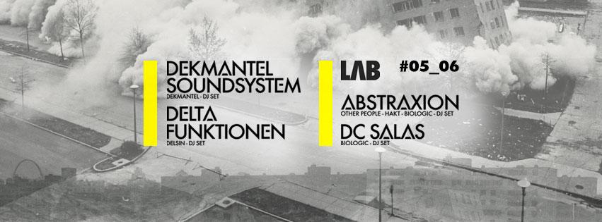 [Vidéo] Club Cabaret XL x Laboratoire des Possibles w/ Dekmantel Soundsystem & More