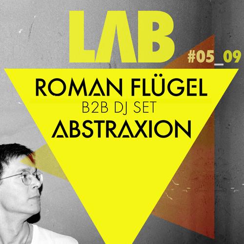 [Vidéo & Live Recording] Lab #5 w/ Roman Flügel
