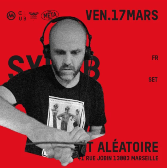 [Live Recording] S.Y.R.O.B @ Metaphore Collectif x Club Cabaret