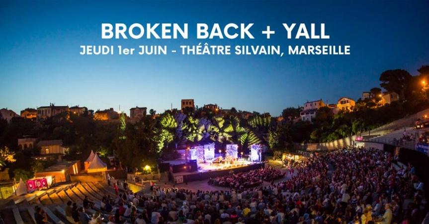 [Vidéo + Photos] Broken Back @ Théâtre Silvain