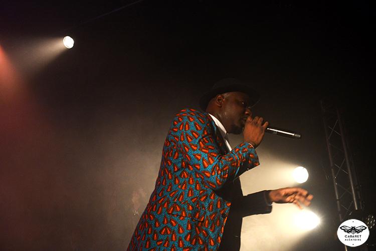 Report : Blitz The Ambassador @ Cabaret Aléatoire