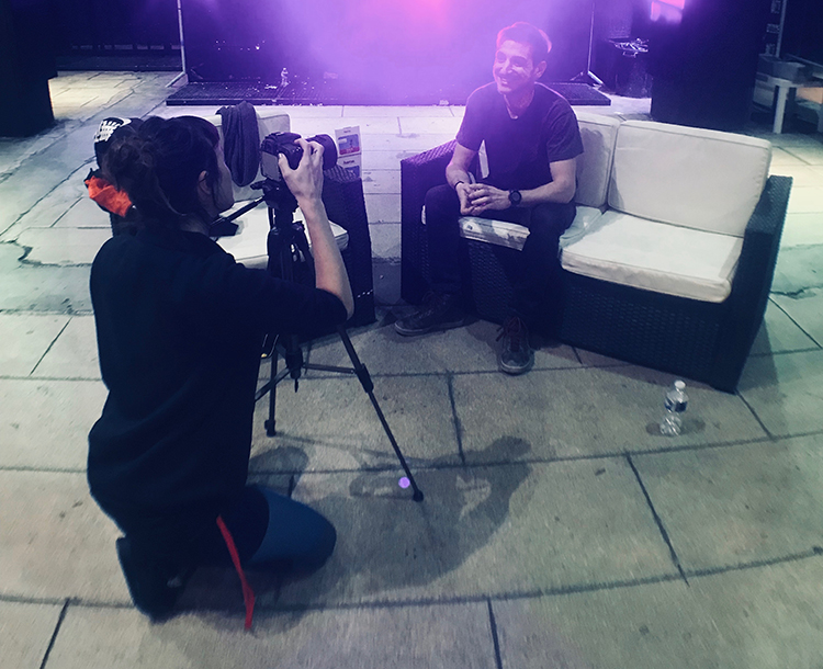Interview Picto : La passion de l'analogique et du powerplate par Moteka