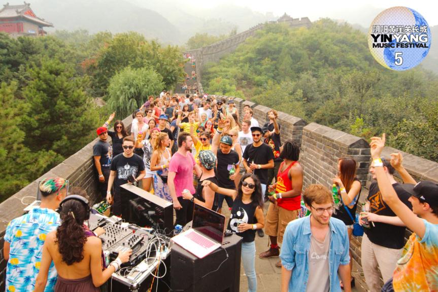 2K18 : L'essor de la scène techno en Chine !