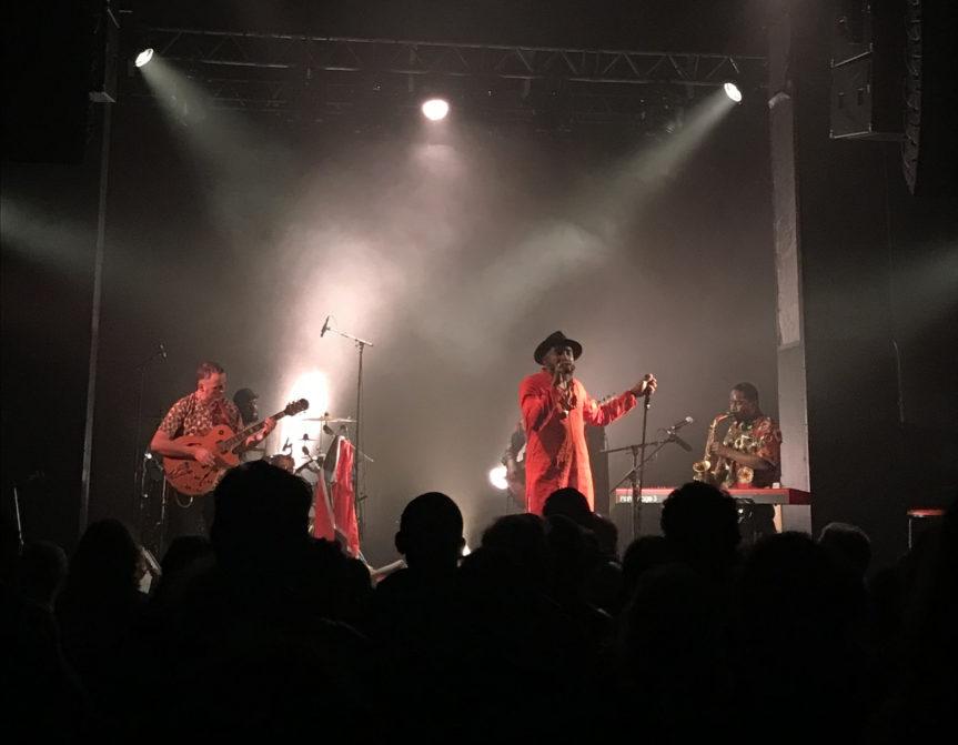 Report : Escale à Trinidad le temps d'un concert avec Anthony Joseph