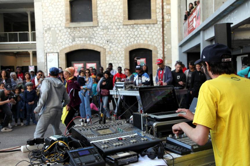 [Report] Ateliers Du Casque Au Playground et Block Party