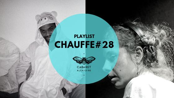 Playlist Chauffe #28 : Judaah & Gigsta