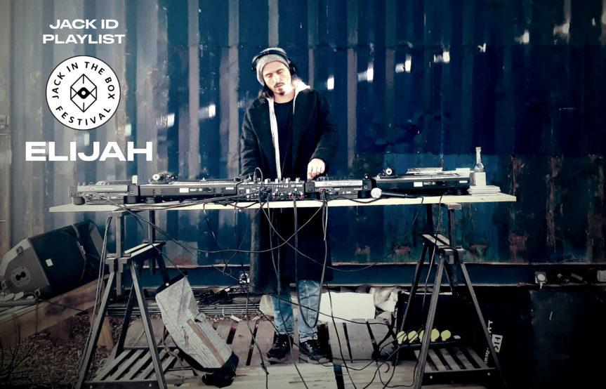Playlist JACK ID – Festival Jack in the Box par Elijah