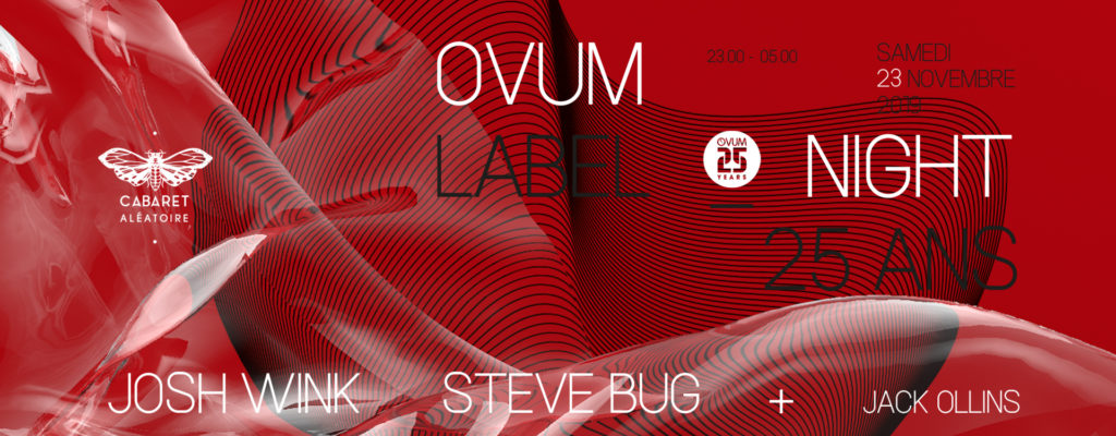 ovum records 25 ans